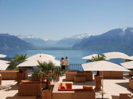 Le Mirador Resort & Spa, Chardonne