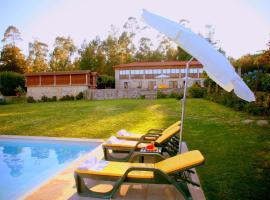 Quinta de Crujes, Negreiros