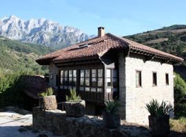 Albergue Turístico Valdebaró, Camaleño