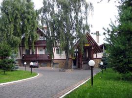 Galpin Hotel, Zhidachov