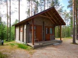 Kangasjoki Camping, Suomussalmi