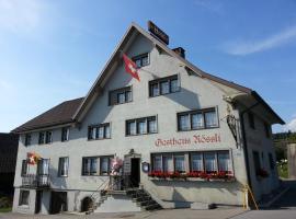 Gasthaus Rossli, Sankt Gallenkappel