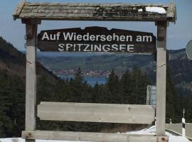 Ferienwohnung Karl, Spitzingsee