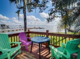 Pratt's Resort #5 - Dockside, ليك بلاسيد