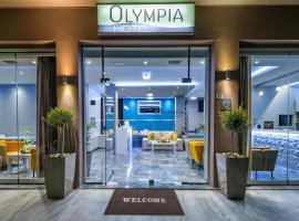 فندق أوليمبيا, بلدة كوس