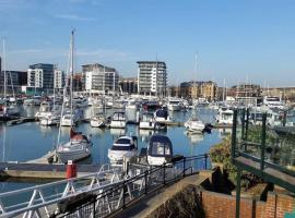 Pacific Close Serviced Accommodation, Southampton