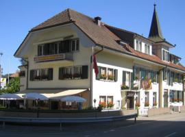 Hotel Restaurant Moléson, Flamatt