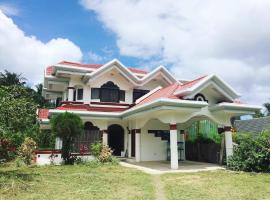 Pascual House Bed and Breakfast, Baybay