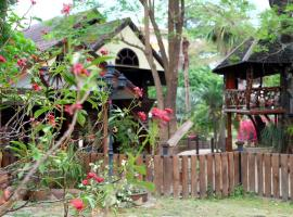 Wood Night House, Chiang Mai