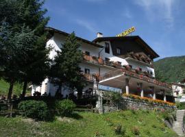 Hotel Bellevue, Gignod