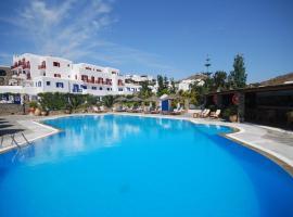 Kamari Hotel, Platis Yialos Mykonos