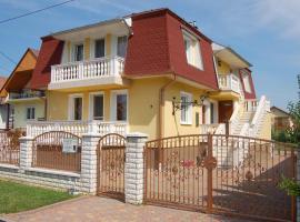 Apartmanház Cédrus, Zalakaros