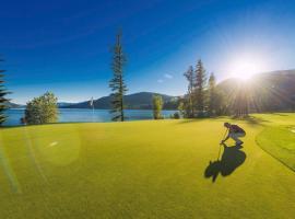 Quaaout Lodge & Spa at Talking Rock Golf Resort, Squilax