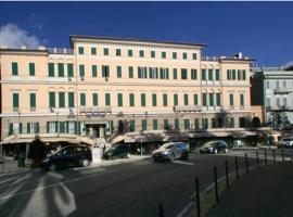 Hotel Mediterranee, Pegli