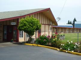 Budget Inn Motel, Woodburn
