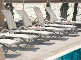 Poseidon Beach Hotel, Kamari