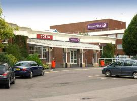 Premier Inn Leicester Fosse Park, Leicester