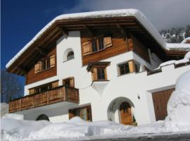 B&B Chesa Flurina, Klosters Serneus