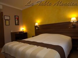 La Table Alsacienne