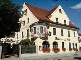 Hotel Gasthof zur Post, انترفوهرينغ