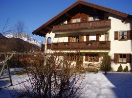Ferienwohnung Garzmann, Berchtesgaden