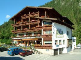 Hotel Alpina Regina, Biberwier