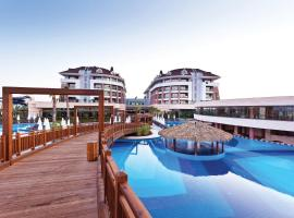 Sherwood Dreams Resort, Boğazkent