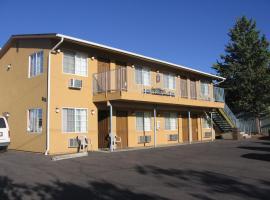 Heritage House Motel, Прескотт