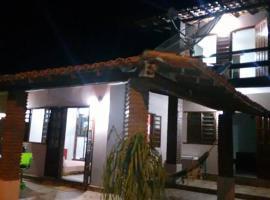 Casa santa cruz Cabrália, Camurugi