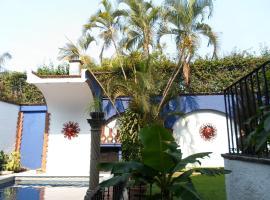 Casa Dos Soles, Tetlama