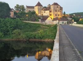 La Terrasse - CHC, Meyronne
