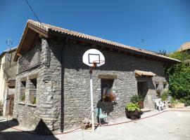 Casa Aurea, Jaca