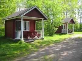 Kylpyläsaari Camping, Haapavesi