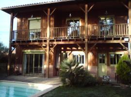 Cocoloba Chambres d'Hôtes, Eysines