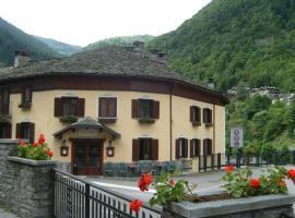 Ristorante Residence Giardini, Piode