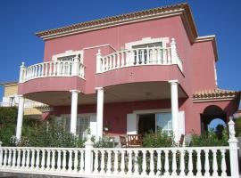 Villa Las Dunas, El Médano