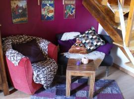 Cindy's home, Deuil-la-Barre