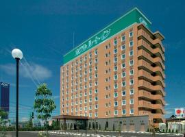 Hotel Route-Inn Koriyama, Koriyama