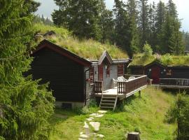 Nordseter Fjellpark, Hyttegrend, Nordseter