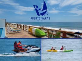 Hotel Puerto Varas de Punta Sal, Canoas De Punta Sal