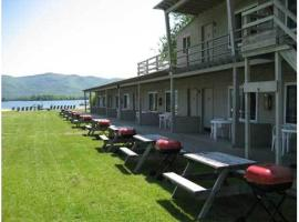Golden Sands Resort, Lake George