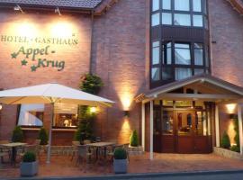 Hotel Gasthaus Appel Krug, Delbrück