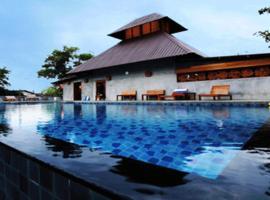 Chalicha Resort, Chumphon