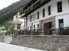 Hotel Parco Nazionale, Valsavarenche