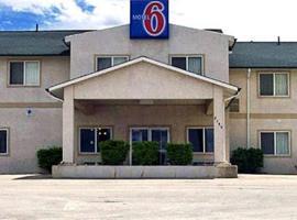Motel 6 Nephi, Nephi