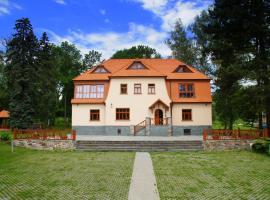 Penzion Villa, Hořovice