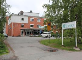 Hotel Hermica, Tammerfors