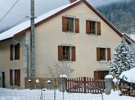 Chambres d'Hôtes Les Barabans, Villard-sur-Bienne