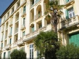 Studio de charme-Le Palais du Golf, Sospel