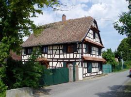 Gîte Nicole, Heidolsheim